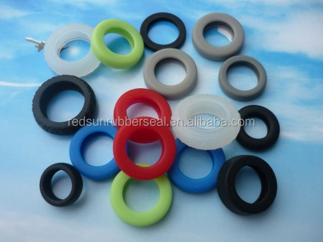 customized silicone rubber sleeve
