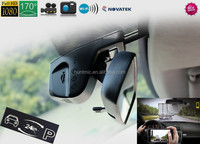 WIFI Hidden Installation FHD Real 1080P Sony Lens+Novatek 96655 Smart Car Dashcam Video Blackbox with Parking Mode 170 Degree