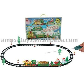 rct-2812 RC railway train with music for Christmas