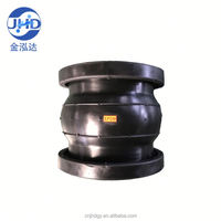 High Quality Excellent Quality flexible flanged single sphere rubber expansion joints with good offer