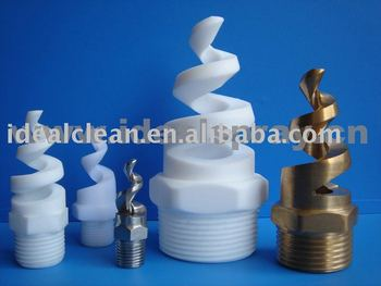Full/Hollow Cone SPJT Spiral Nozzle