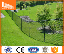 2016 New design galvanized chain link steel fencing