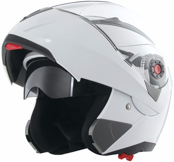 fashionable DOT approved ABS material flip up motorcycles helmets