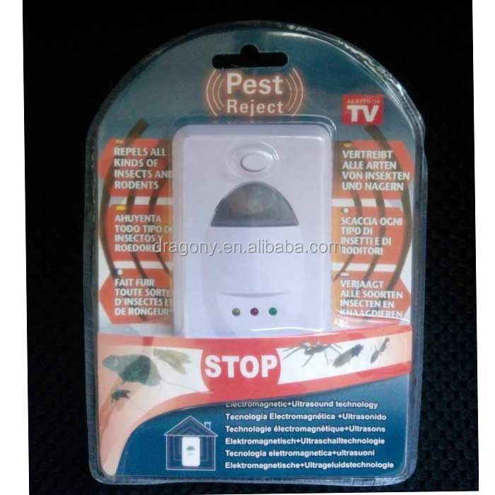 US/EU/AU electronic ultrasonic mosquito repel mice pest reject repeller control product