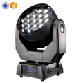 Stage decoration moving head light 19PCS 15W 4 in 1 wash moving head light