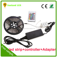 3 years warranty floor light 5000k 5050 smd led strip light 5m 60leds,ip65 waterproof outdoor led light hot sale with ce rohs