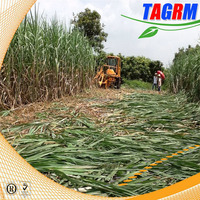 economical high efficient sugarcane cutting machine/sugar cane harvester SH15