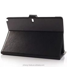 High Quality Genuine Smart leather case for Samsung Galaxy Note 10.1 2014 Edition for Note Pro 12.2 P900
