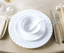 CP-174 Wholesale ceramic porcelain bone china dinnerware