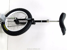 "New Model 20"" Alloy Fork Alloy Rim One Wheel Unicycle Single Wheel Bike"
