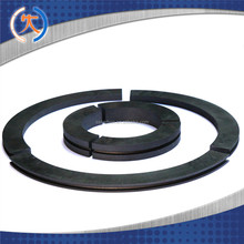 Hot sale high performance mechanical seal for pumps antimony impregnated carbon graphite