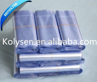 Heat Shrink Packing Clear Plastic PVC Polyolefin Shrink Film