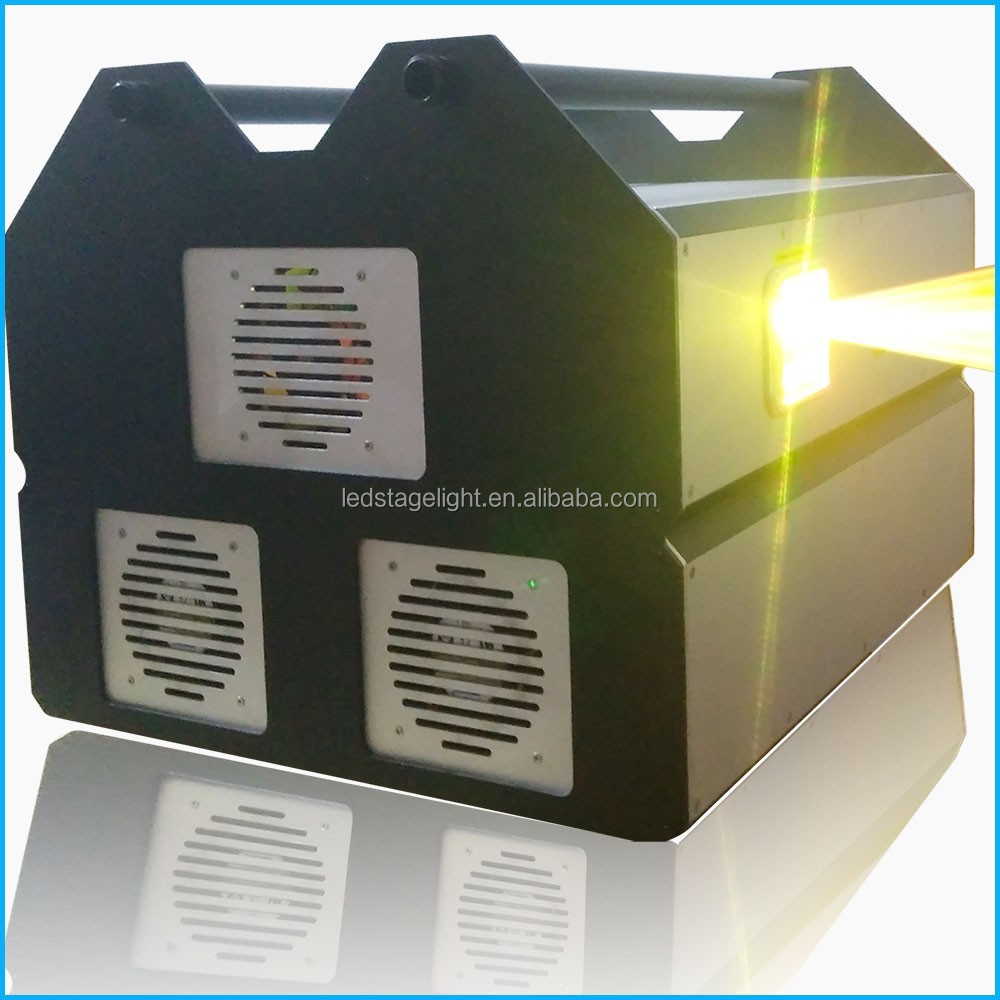 high power 10W RGB full color laser projector