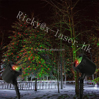 enchanted forest christmas lights waterproof with UL certificate