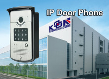 Prison Intercom KNZD-42VR Entrance Guard Door Control Video Door Phone With Keypad