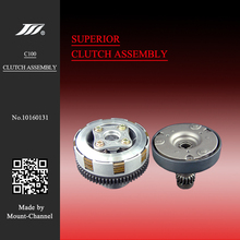For Honda C100 Motorcycle Engine Parts Clutch Assembly