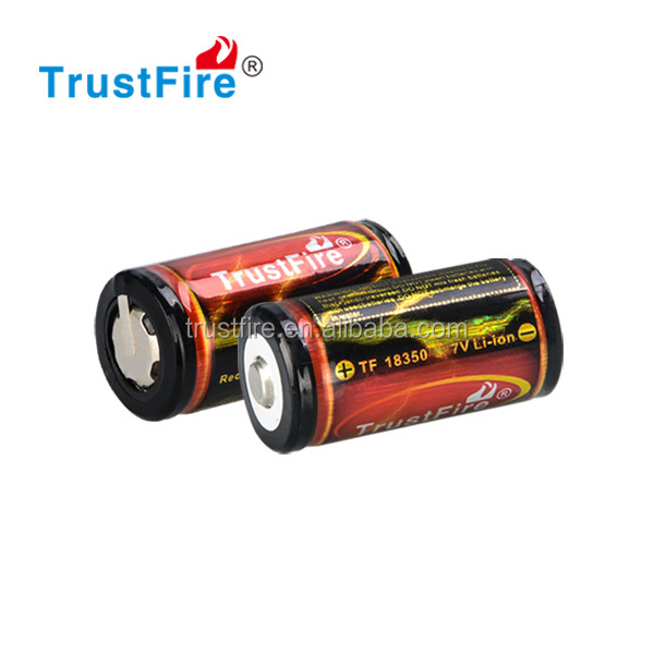 Hot sale !! TrustFire 32650 26650 18350 14500 18650 battery li-ion battery manufacturer with CE certificates