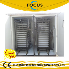high quality poultry eggs hatching incubators machine FSL- 8448 chicken quail duck goose with large capacity