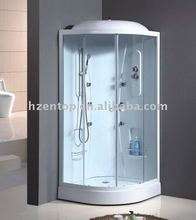 Steam Shower Room with sauna and TV
