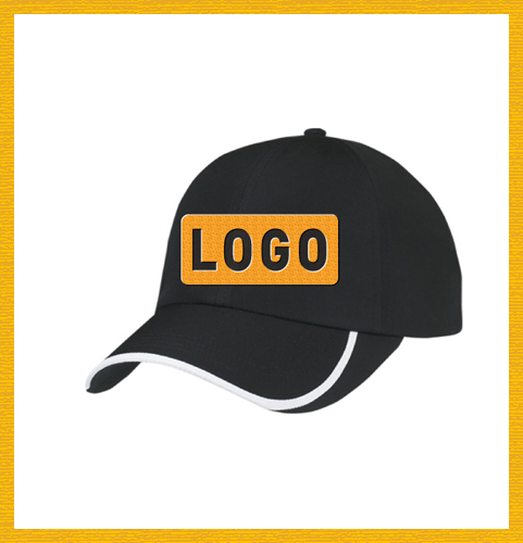 100% cotton army cap with patch