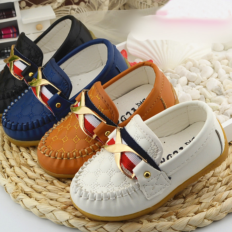 China Kids Shoes Hard Sole Baby Leather Shoes Old Fashioned Shoes