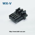 car electronics 4 pin PA66-GF25 female connector G2910-1003040215