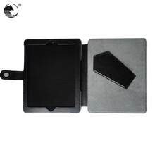 Factory Wholesale Fancy Cover Wirh Stander Book Style Leather Tablet Case For iPad 3