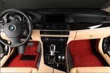 custom 4 pcs black 2d 3d 5d car mat for Mercedes Benz E class