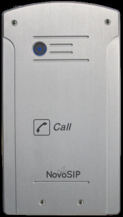 NovoSIP - SIP video Door Phone