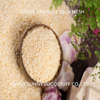 Dehydrated Garlic Granules, 2016 New Crop