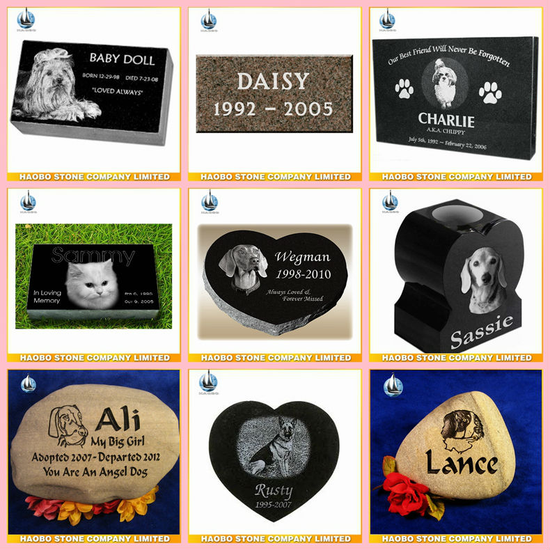 Custom Design Pet Memorial For Sale