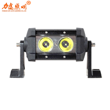20W cheap LED light bar 4x4 with bracket most popular led working straight light bar with CE and Rohs certificate