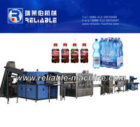 Refreshed Auto PET Bottle Carbonated Drink Filling Factory
