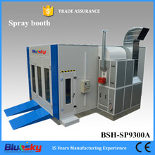industrial spray booth/spray booth water curtain/outdoor spray booth