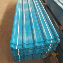 PPGI factory price steel roof coated corrugated roof tile