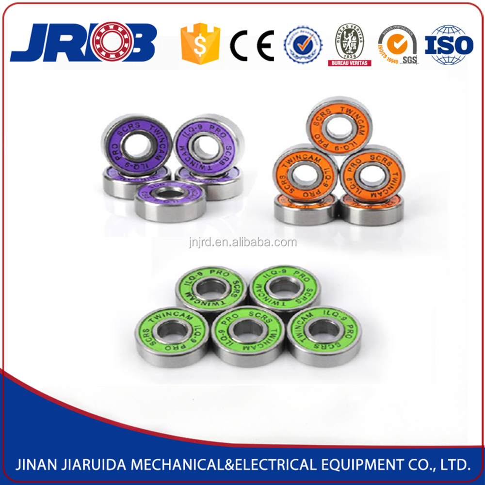 High quality low price deep groove ball nice bearing 608 for skateboard