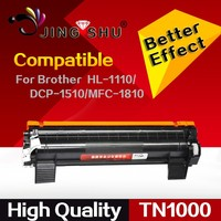 Compatible Printer Toner Cartridge TN1000 for Brother HL-1110/DCP-1510/MFC-1810/1815