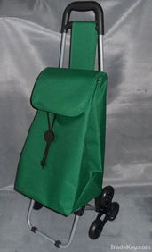 Factory Audit / Shopping Trolley Bag / Fordable / 2-4 wheels / High Quality Control / Profesional inspector in China