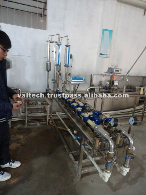 VTE Water meter Test Bench