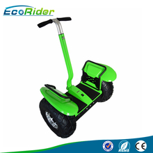 "Ecorider 2016 Hot Sale 2000W Lithium Battery 2 Wheel 19"" Self Balancing Handled Scooter Electric Chariot Scooter"