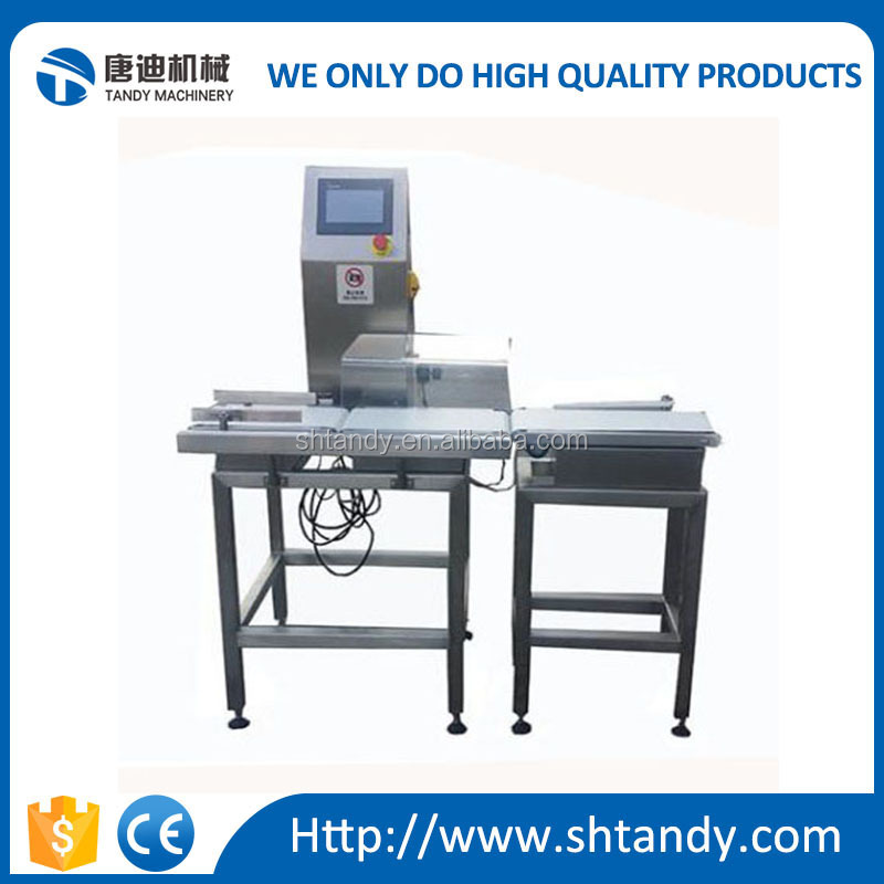 Automatic High Speed Check Weigher Machine for Packaging System