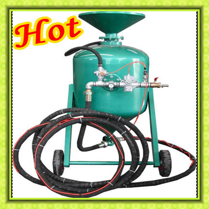 Portable Cleaning Shot Blasting Machine Sandblasting Machine