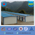 Fast assemble refugee house refugee camp refugee tent with prefabricated house