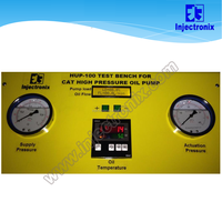 2017 HEUI Fuel System tester the diesel fuel injection pump test bench with EUI /EUP function for injectors and pumps