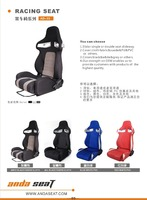 Luxury Adult Racing Seats Sport Unique Design Seats Car Seats AD-33