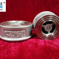 Stainless Steel Female Threaded Screwed Check