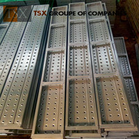 Tianjin Manufacturer TSX-10185 aluminum decking, decking beam, concrete decking materials