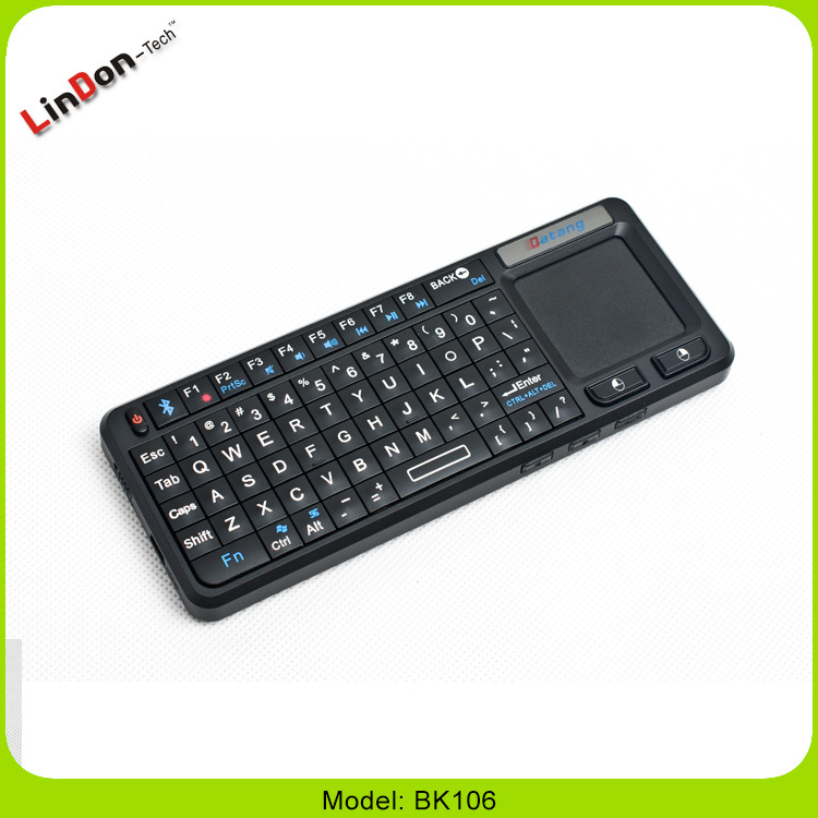 Mini Wireless Keyboard With Trackball Mouse BK106
