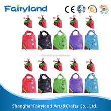 Colorful Reusable Shopping Eco Bags non woven foldable shopping bag