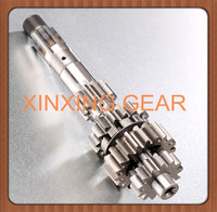 Motorcycyle Gear Shaft FW110 Drive Shaft Assy